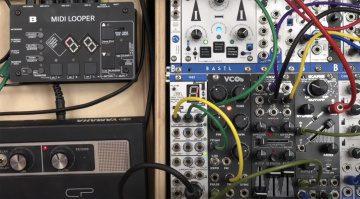 Bastl Instruments MIDI Looper und Stereo Filter