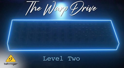Behringer K-2 Warp Drive