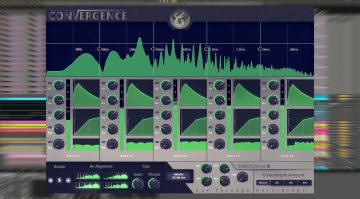 Cut Through Recordings Convergence: Zehnband Kompressor mit kostenloser Version