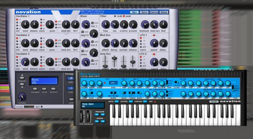 Deal: Novation V-Station und Bass Station Plug-in Bundle mit 80 Prozent Rabatt!