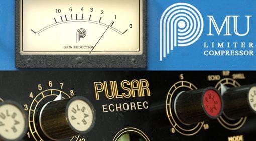 Deal: Pulsar Audio Echorec und Mu mit über 50 Prozent Rabatt!