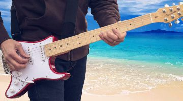 DEAL: Traveler Guitar Travelcaster Deluxe