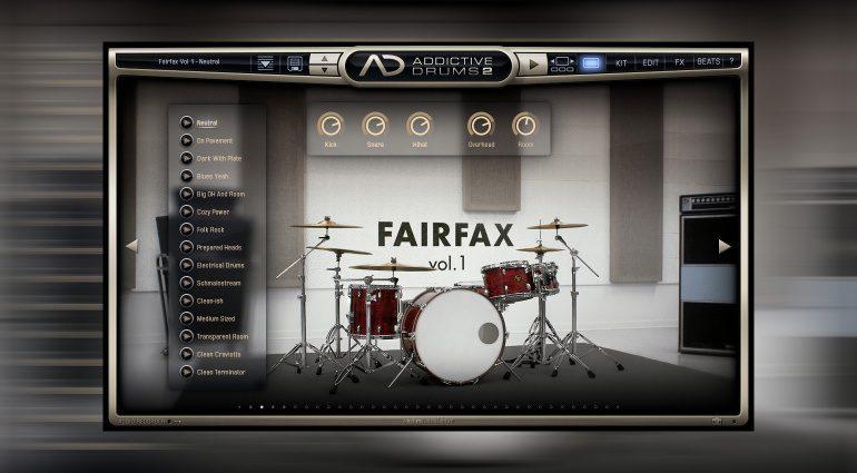 Deal: XLN Audio Addictive Drums 2 im Angebot