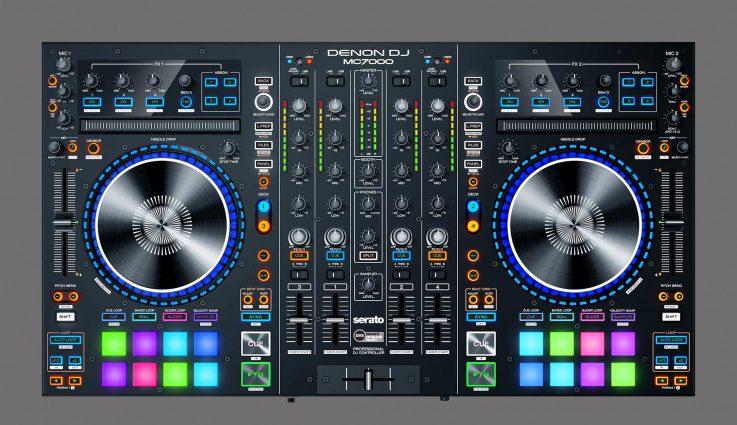 Deal: Denon DJ MC7000 4-Kanal DJ-Controller & Mixer für 698 Euro