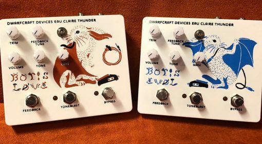 Dwarfcraft Devices Eau Clair Thunder Boris Love Evol
