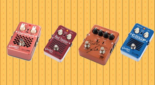 EBS Effektpedal Gitarre Deal