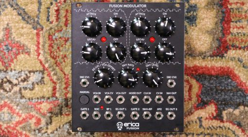 Erica Synths Fusion Modulator: komplex, analog und Synthi inspiriert