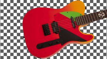 Fender Japan Neon Genesis Evangelion Asuka Telecaster Teaser