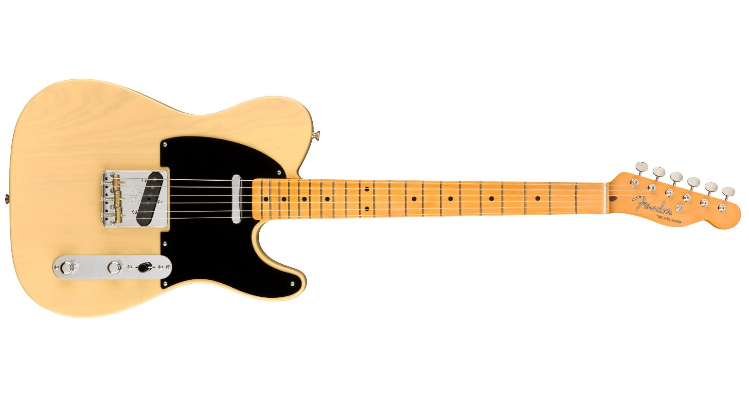 Fender Telecaster 70th Anniversary Front
