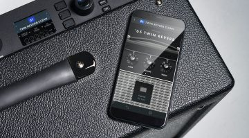 Fender Tone App 3 Smartphone Amp