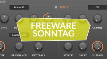 Freeware Sonntag: Deducktion Synthesizer, 11 Free Ableton Live Racks und CX5M-V