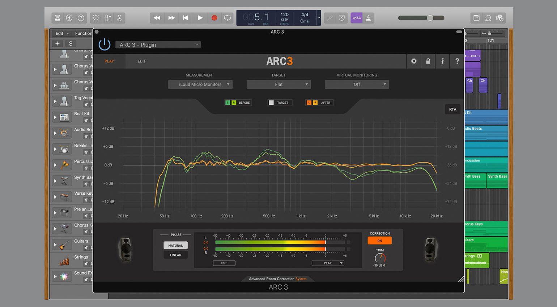 IK Multimedia ARC System 3 Software
