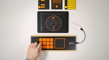 Joué Play MIDI Controller