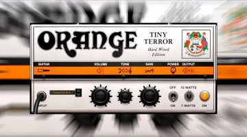 Kostenlos: IK Multimedia verschenkt AmpliTube Orange Tiny Terror Amp