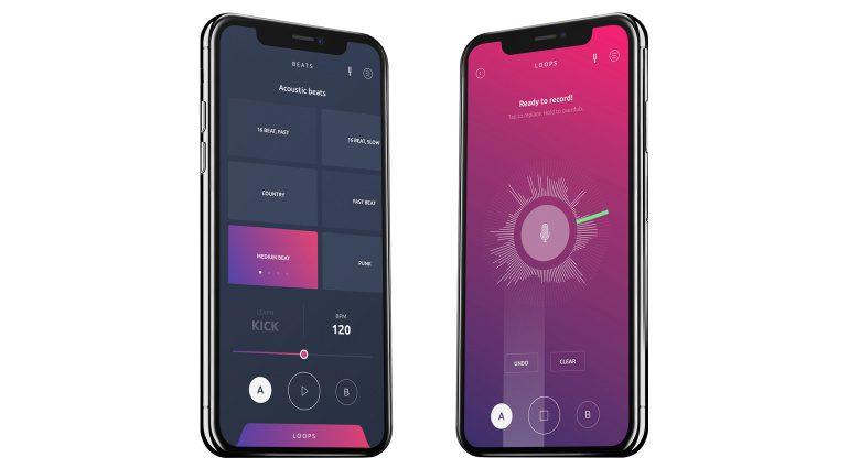 Kovaluu Beats and Loops App