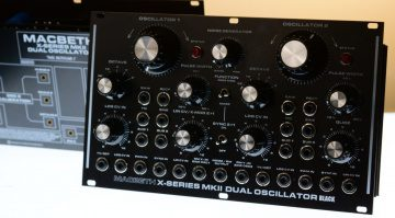 Macbeth X-Series Mk2 Dual Oscillator