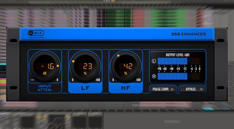 Mia Laboratories veröffentlicht 358 Enhancer Plug-in