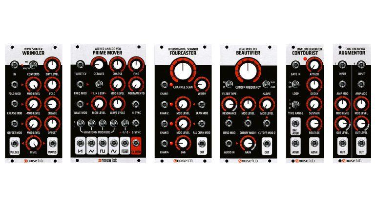 Noise Lab Eurorack Module