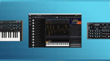 Novation Wavetable-Editor