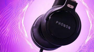 PHONON SMB-01L Studio und Monitoring Kopfhoerer