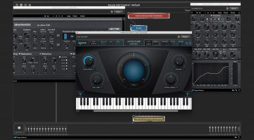 Plugin Alliance Gig Performer 3