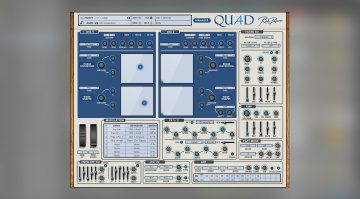 Rob Papen Quad Synthesizer Plug-in