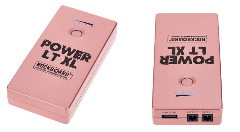 Rockboard LT XL Power Bank rose gold