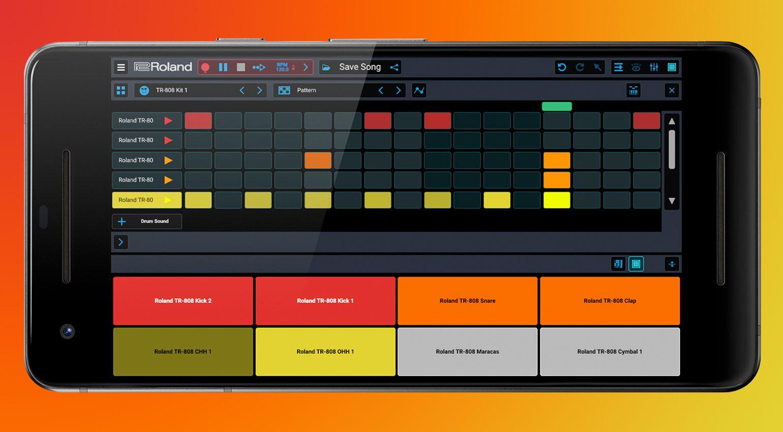 Kostenlos: Vollversion von Roland Zenbeats für Android und iOS