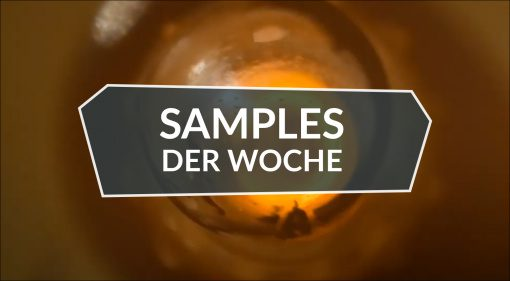 Samples der Woche: Fraktale Fragmente, Guitar Fury, 80s TV Drums, VHS Waves