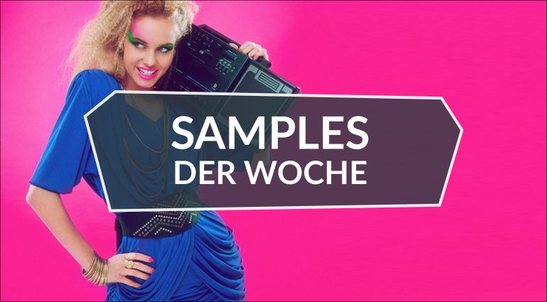 Samples der Woche: GRIP, Beatmaker VICE, Ambisonic Sound Library