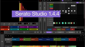 Serato Studio 1.4.4 bringt Updates und Free-Version