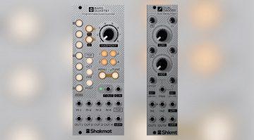 Shakmat Bard Quartet und Dual Dagger