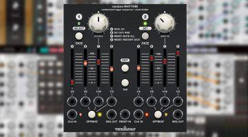 Softube Modular wird mit der Pattern Maschine Vermona RandomRhythm erweitert