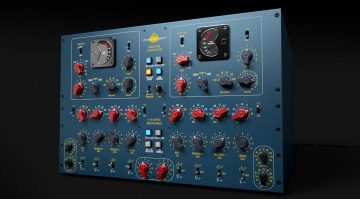 Softube präsentiert Chandler Limited Zener Bender Channelstrip Plug-in