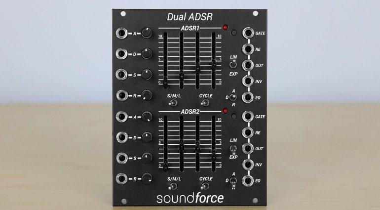 soundforce dual ADSR