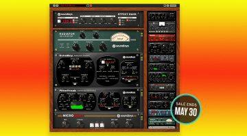 Soundtoys Plug-ins mit bis zu 80 Prozent Rabatt