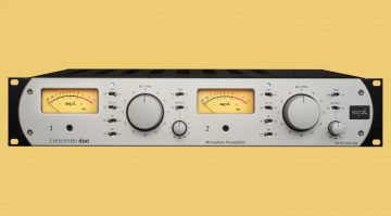 SPL Crescendo duo Mikrofonvorverstärker