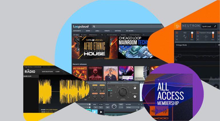 Loopcloud #StayInCreate Bundle