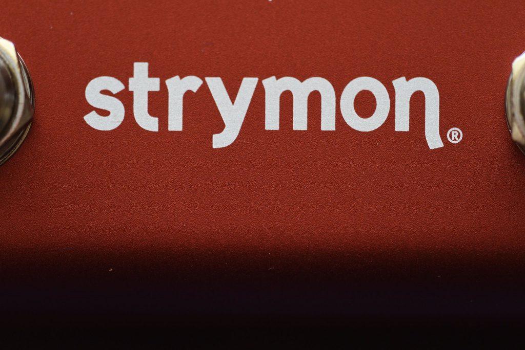 Strymon kündigt ein neues Pedal an