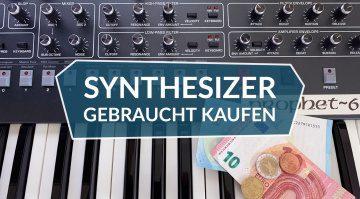 Synthesizer gebraucht kaufen
