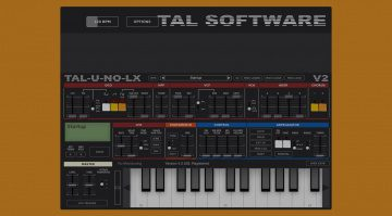 TAL Software TAL-U-NO-LX