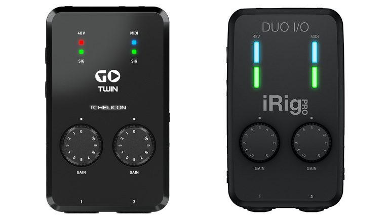 TC Helicon GO Twin IK Multimedia PRo Duo IO