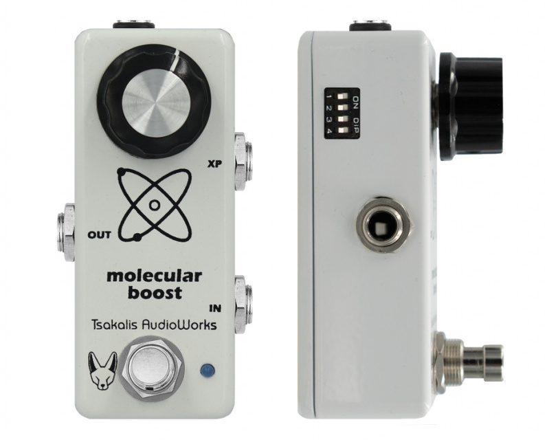 Tsakalis Audio Works Molecular Boost