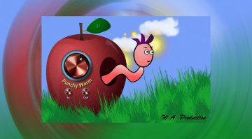 W.A. Production Punchy Worm: One-knob Kompressor und ein tanzender Wurm