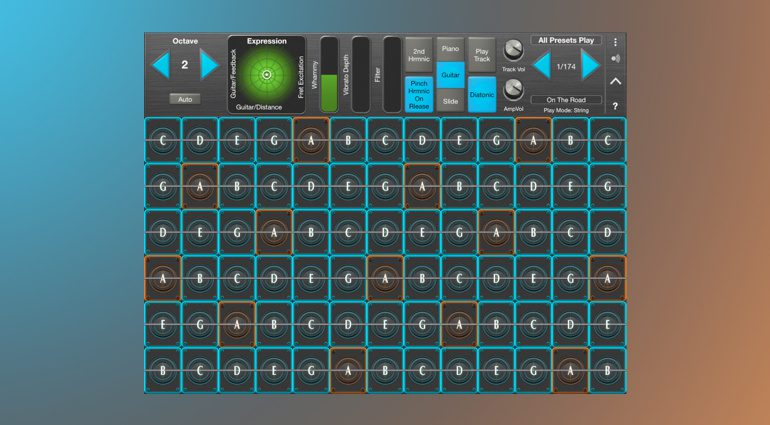 Wizdom Music GeoShred Play