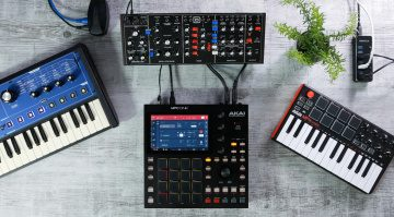 Akai MPC Firmware 2.8 Update