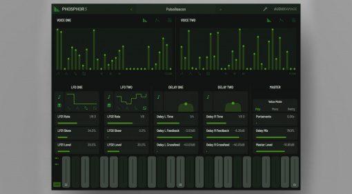 Audio Damage Phosphor 3: alphaSyntauri Emulation für fast alle Plattformen