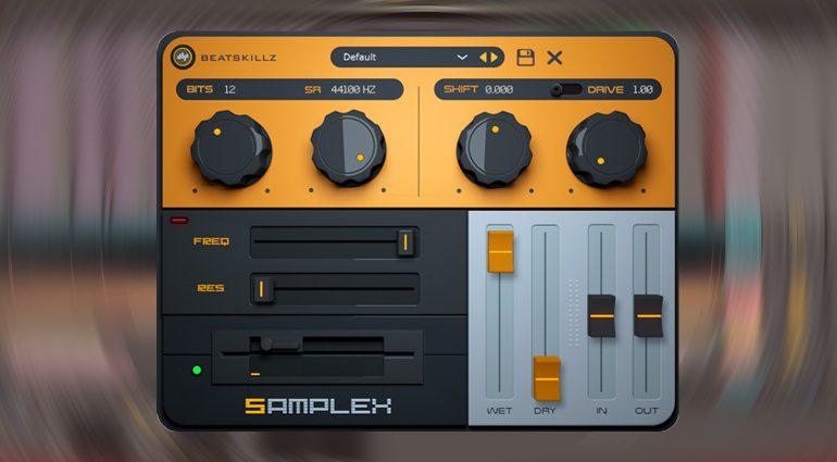 Beatskillz Samplex: die allumfassende Sampler-Emulation als Plug-in?