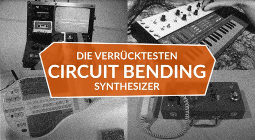 Die verrücktesten Circuit-Bending-Synthesizer