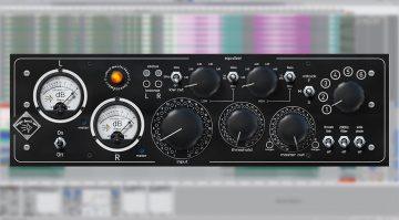 DDMF MagicDeathEyeStereo: Fairchild 660 Kompressor und EQ jetzt in stereo